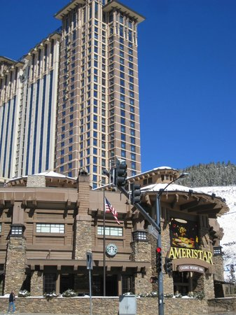 Ameristar Casino Resort Spa Black Hawk: Hotel Exterior