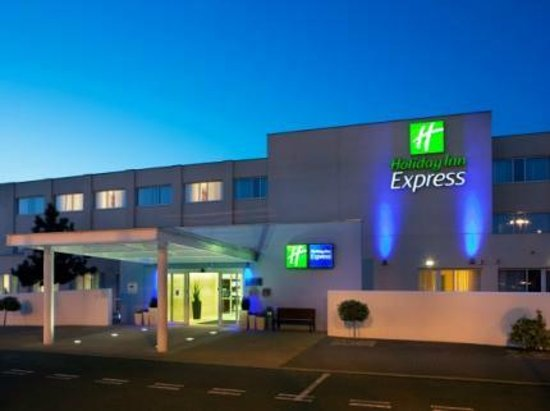 Holiday Inn Express Norwich: Exterior