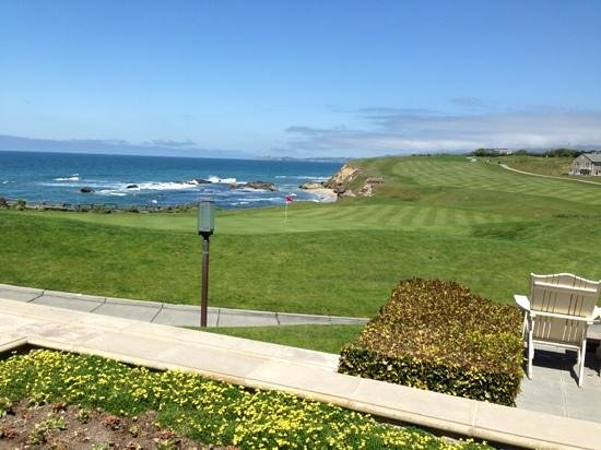 The Ritz Carlton Half Moon Bay: 18th old course