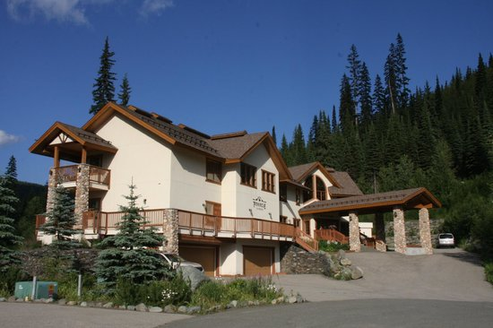 Sun Peaks, Canada: Resort