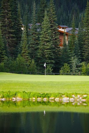 Sun Peaks, Canada: Golf Coarse