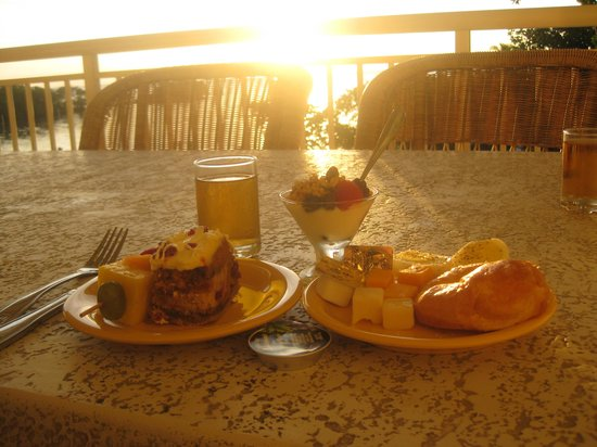 Dove Creek Lodge: Breakfast