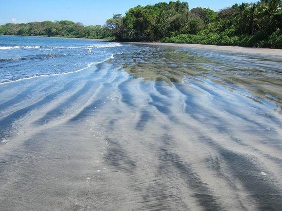 Chiriqui Province, Panam: island beach