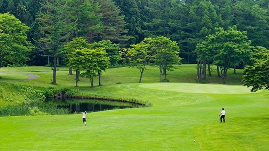 Shizukuishi Golf Course