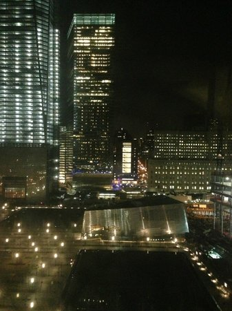 World Center Hotel : NYC nights