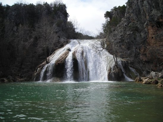 Davis, : Turner Falls 1