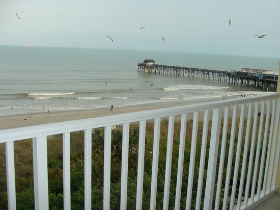 BEST WESTERN Ocean Beach Hotel &amp; Suites: View from the 5th floor