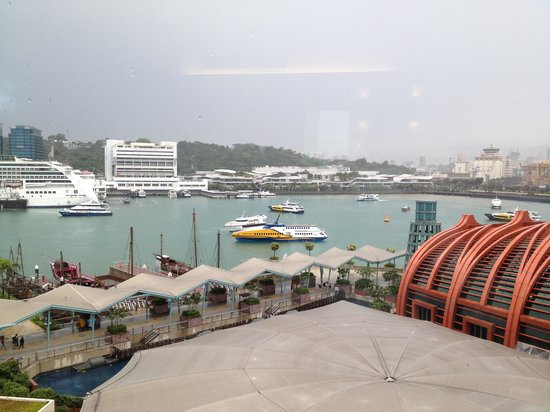 Resorts World Sentosa - Hard Rock Hotel Singapore: View from our room