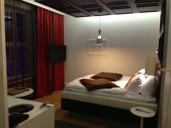 Radisson Blu Plaza Hotel, Helsinki: this bed is paradise
