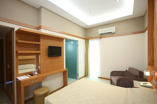 Parkim Ayaz Hotel: Double room