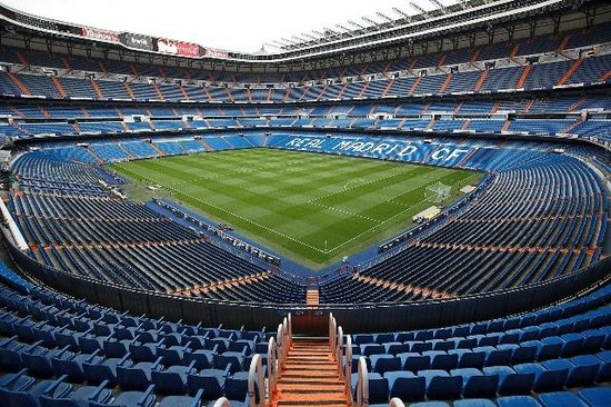 Popular attractions in madrid tripadvisor for Puerta 44 bernabeu