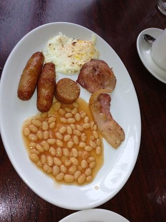 Celtic Lodge Guesthouse: Irish breakfast