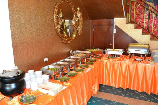 Fairtex Sports Club Hotel: Breakfast