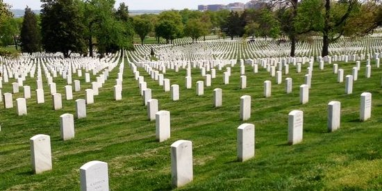 Mandarin Oriental, Washington D.C.: Arlington Cemetary