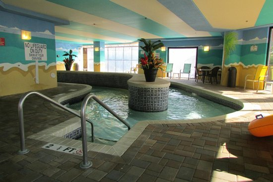 Patricia Grand Resort Hotel, Oceana Resorts: lazy river indoor