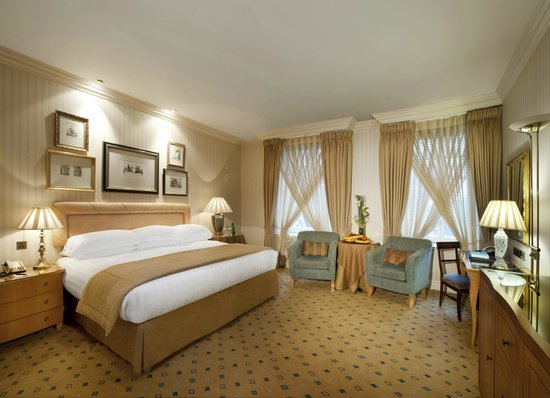 The Landmark London: Deluxe Room
