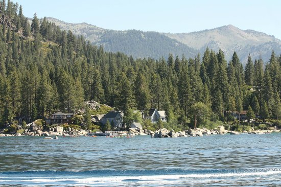Shore House at Lake Tahoe: Touring the lake