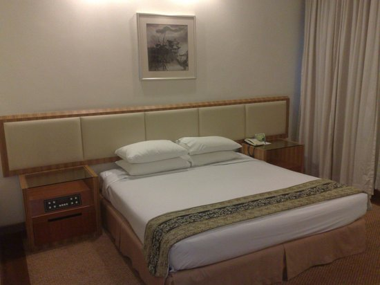 Sunway Putra Hotel: Bed