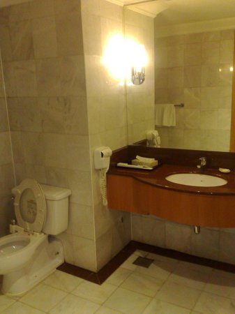 Sunway Putra Hotel: Washbasin