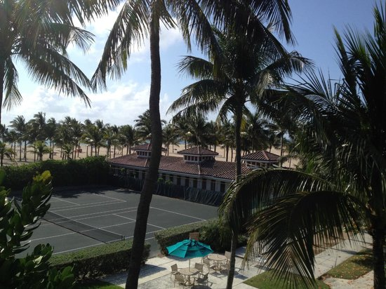 Lago Mar Resort and Club: tennis