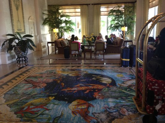Lago Mar Resort and Club: lobby