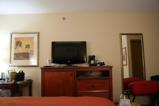 Country Inn & Suites NYC in Queens: camera da letto