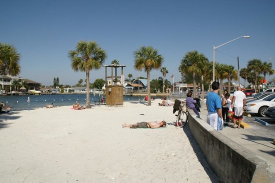 Hudson Beach Park Picture Of Inn On The Gulf Bayonet Point Tripadvisor
