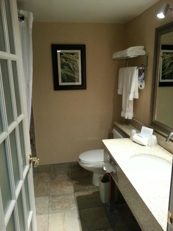 Holiday Inn Express Hotel & Suites Charlottetown: Bathroom