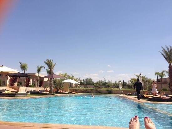 Sirayane Boutique Hotel & Spa: pool area