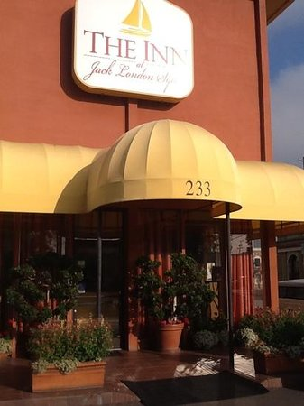 The Inn at Jack London Square: entrada