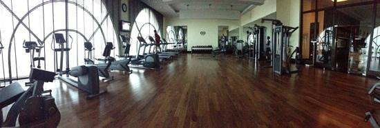 Sofitel Al Khobar The Corniche: the gym