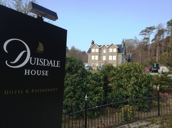 Sleat, UK: Duisdale House