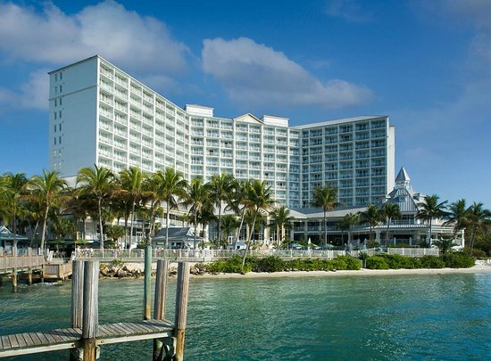 Sanibel Harbour Marriott Resort & Spa: View from the Fishing Pier