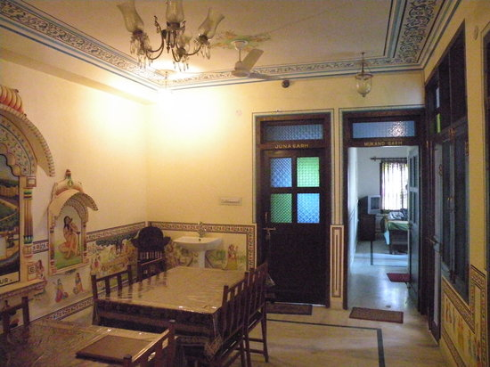 Hotel Baba Haveli: My Room