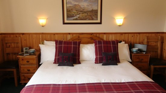 Glenmoriston, UK: Comfortable beds for a restful sleep