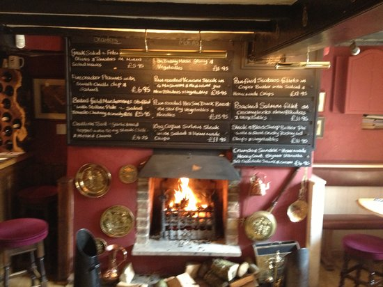 Bedale, UK: Main Bar