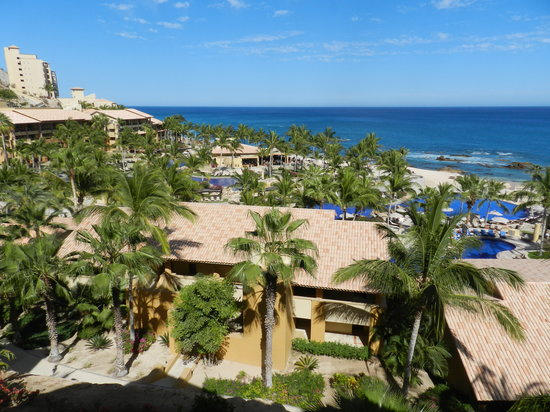 Fiesta Americana Grand Los Cabos Golf & Spa: Another balcony view
