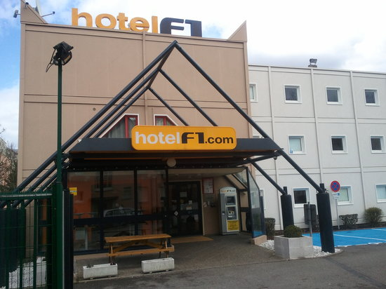 Photo of hotelF1 Mulhouse centre ouest