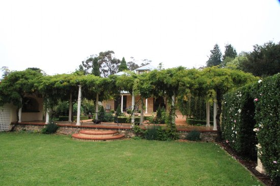 Wentworth Falls, Australia: Grounds