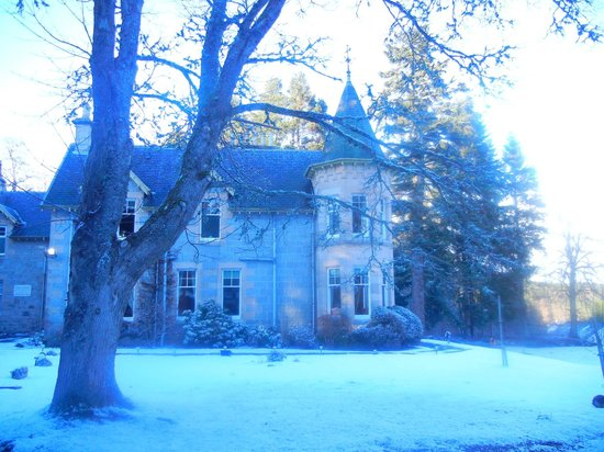 Tigh na Sgiath Country House Hotel: the house