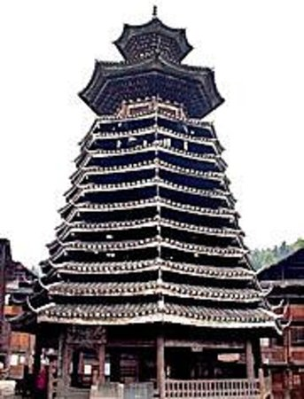 Drum Tower of Zengchong