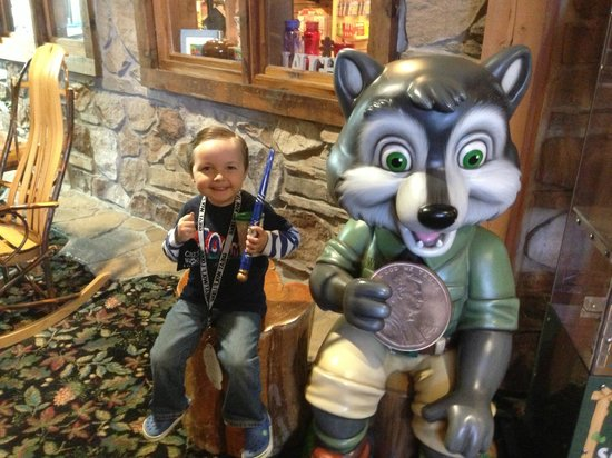 Great Wolf Lodge: Kids love it!