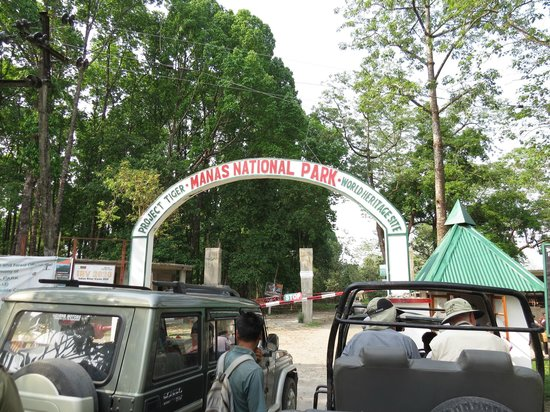 Hotell Manas National Park