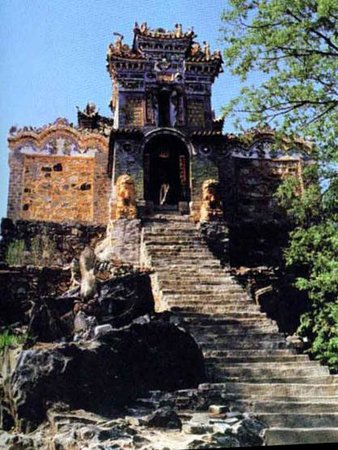 Sihao Ancient Tomb