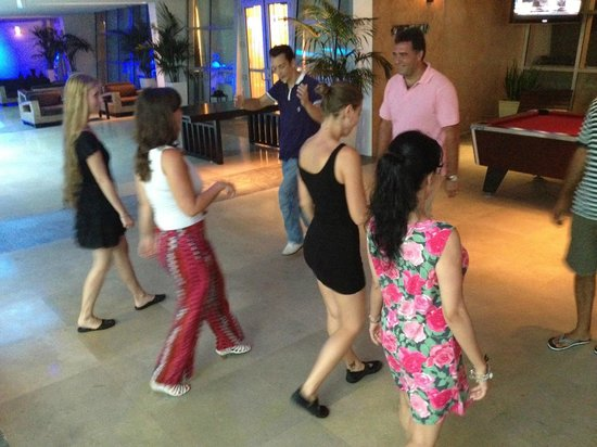Z Ocean Hotel South Beach: Free Salsa Lessons For Hotel Guests!
