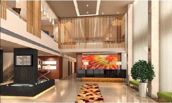 Four Points by Sheraton Ahmedabad: Lobby
