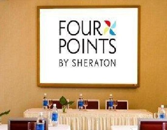 Four Points by Sheraton Ahmedabad: Meetings & More