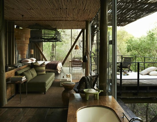 ‪Singita Sweni Lodge‬