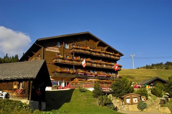 Photo of Hotel Bettmerhof Bettmeralp