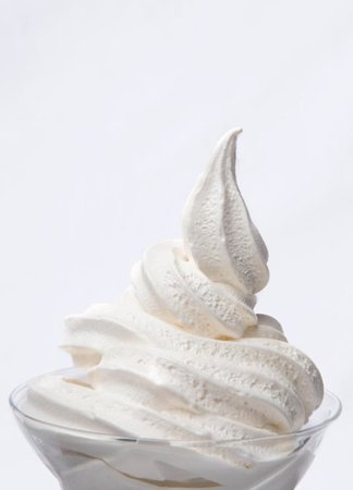 Celerina, Swiss: Vanilla Soft Ice Cream. Mmmmm